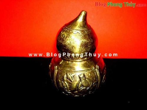 ho lo dong1 Những vật phẩm cát tường, an lành, tránh dữ cho năm 2012
